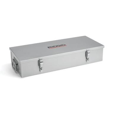 Caja metálica (contiene 9 cabezales troquelados)