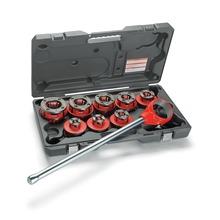 Комплекты наружного резьбонарезного оборудования с трещоточным механизмом