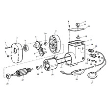Motor and Gearbox Components