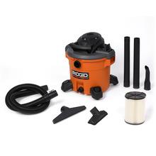 12 Gallon Wet/Dry Vac | Wet/Dry Vacs | RIDGID Tools