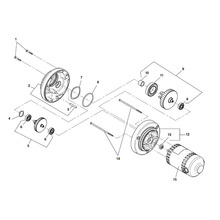 Motor/Gearbox Components