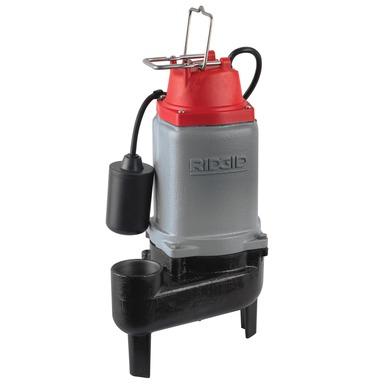 RW50T – Bomba para aguas negras de 1/2 HP