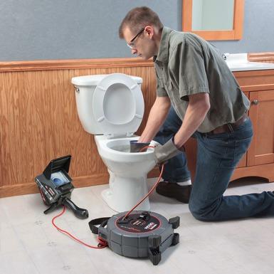 Système d'inspection vidéo SeeSnake® microDrain™