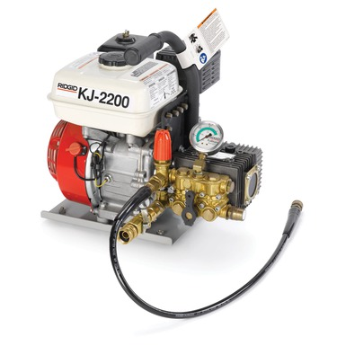 KJ-2200 Water Jetter