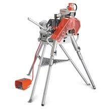 Rainureuse920 avec jeux de molettes pour parois stand. de 50mm à 152mm (2pouce à 6pouce) série40, de 03mm à 305mm (8pouce à 12pouce), série40 et de 355mm à 406mm (14pouce à 16pouce)