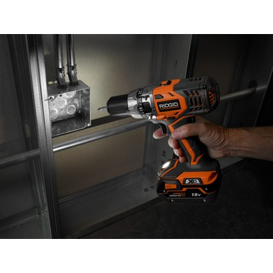 18V Lithium-Ion X4 Hammer Drill