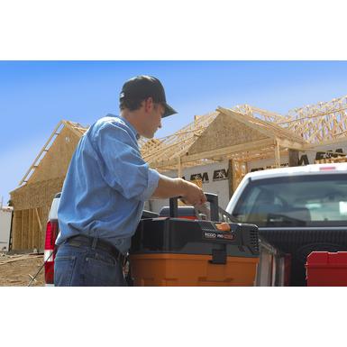 Aspirateur sec/humide Pro Pack® portable de 17 l (4,5gal)