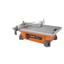 "7"" Job-Site Wet Tile Saw"