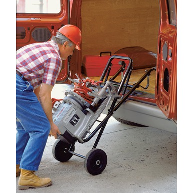 Model 300 Compact is a versatile choice for threading and roll grooving applications.