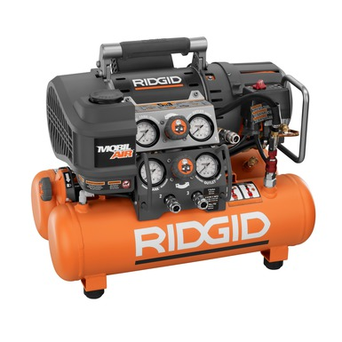 Tri-Stack™ 5 Gallon Air Compressor