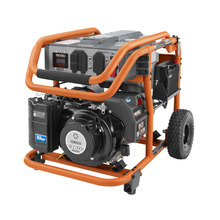 6800 Watt Yamaha Electric Start Gas Powered Portable Generator