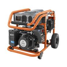 Génératrice à essence à démarrage électrique de 6 800 W Yamaha de RIDGID