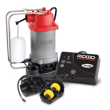 RS50AT – Sistema sumergible de bomba de sumidero