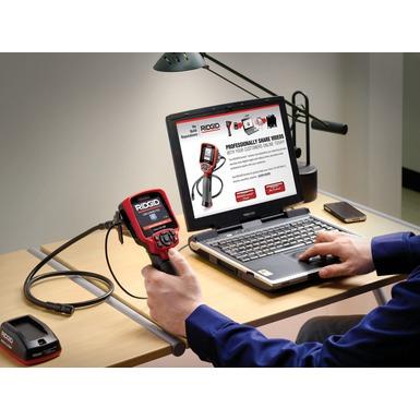 Cámara de inspección micro CA-300