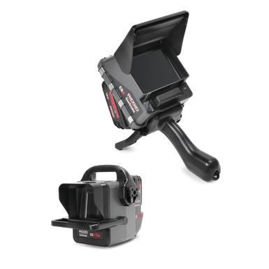 SeeSnake® CS6 and CS6Pak Digital Recording Monitors