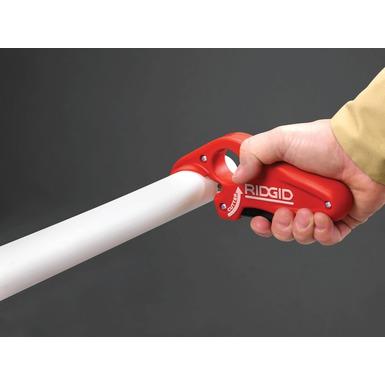 Cortador de tubos plásticos de desagüe PTEC 3000