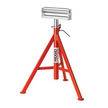 Conveyor Head Pipe Stands | RIDGID Professional Tools