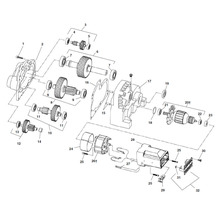 Motor Transmission Type 2 – Early Style