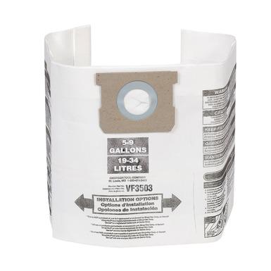 Sacs à poussière à haute efficacité - VF3503
