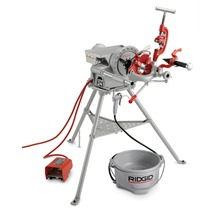Power Threading | RIDGID Professional Tools