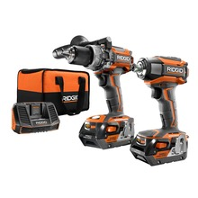 GEN5X Brushless 18V Compact Hammer Drill and Impact Driver Kit
