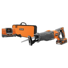 18V Orbital Reciprocating Saw Kit