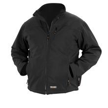 Kit de chaqueta de talla grande con calentador 18 V