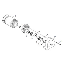 Motor/Gearbox Assembly