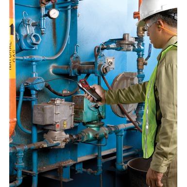 Detector de gases combustibles micro CD-100