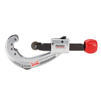 152 Quick-Acting Tubing Cutter with Wheel for Plastic