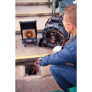 Sistema de cámara SeeSnake® MAX rM200