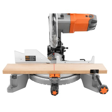 "10"" Compound Miter Saw with Adjustable Laser"