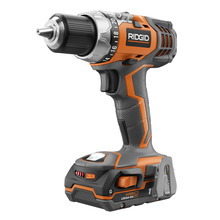 Tournevis/perceuse compact FUEGO 18 V Lithium-Ion