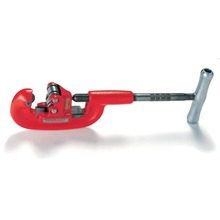 Wide-Roll Pipe Cutter