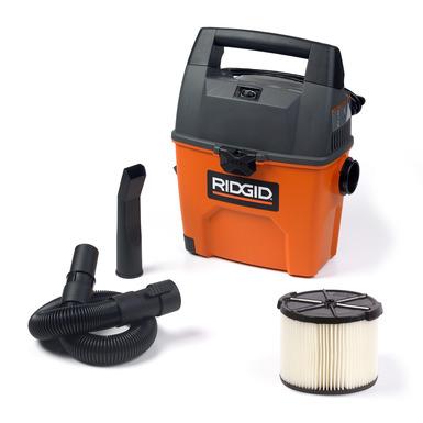 3 Gallon Portable Pro Wet/Dry Vac