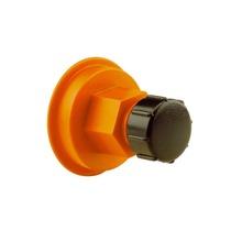 Adaptateur de connexion pour tuyau d'évacuation des aspirateurs secs/humides RIDGID