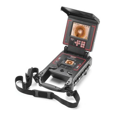 Moniteur de caméra d'inspection DVDPak2