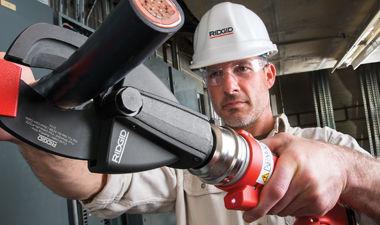 innovativa vatten-, gas- och elektrikerverktyg
