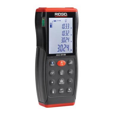 micro LM-400 Laser-Entfernungsmesser