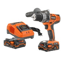18V Ultra Compact Hammer Drill/Driver