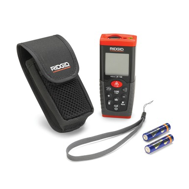 micro LM-100 Laser Distance Meter