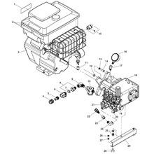 Motor/Pump Assembly