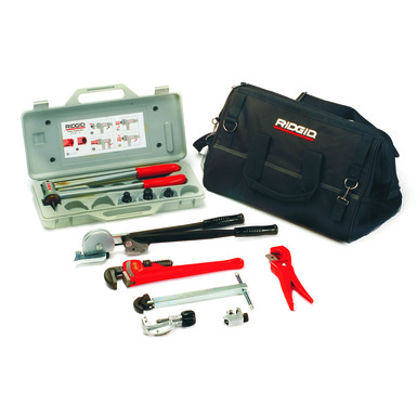 Essential Plumber's Tool Kit