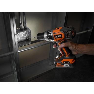 18V Lithium-Ion Hammer Drill/Driver Kit