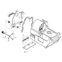 Electrical Components - 100V 50/60 Hz Japan, 220V 50 Hz Export