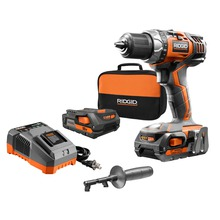 18V Compact Drill/Driver Kit