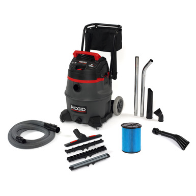 16 Gallon 2-Stage Wet/Dry Vac