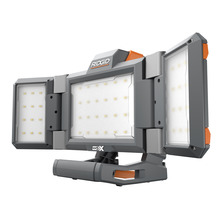 Luz híbrida de panel plegable GEN5X de 18 V