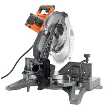 12 in. Dual Bevel Miter Saw with Laser