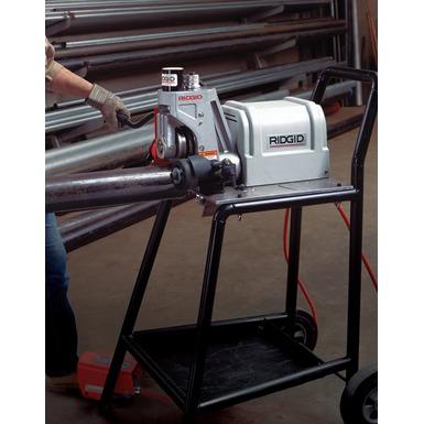 ridgid roll groove machine